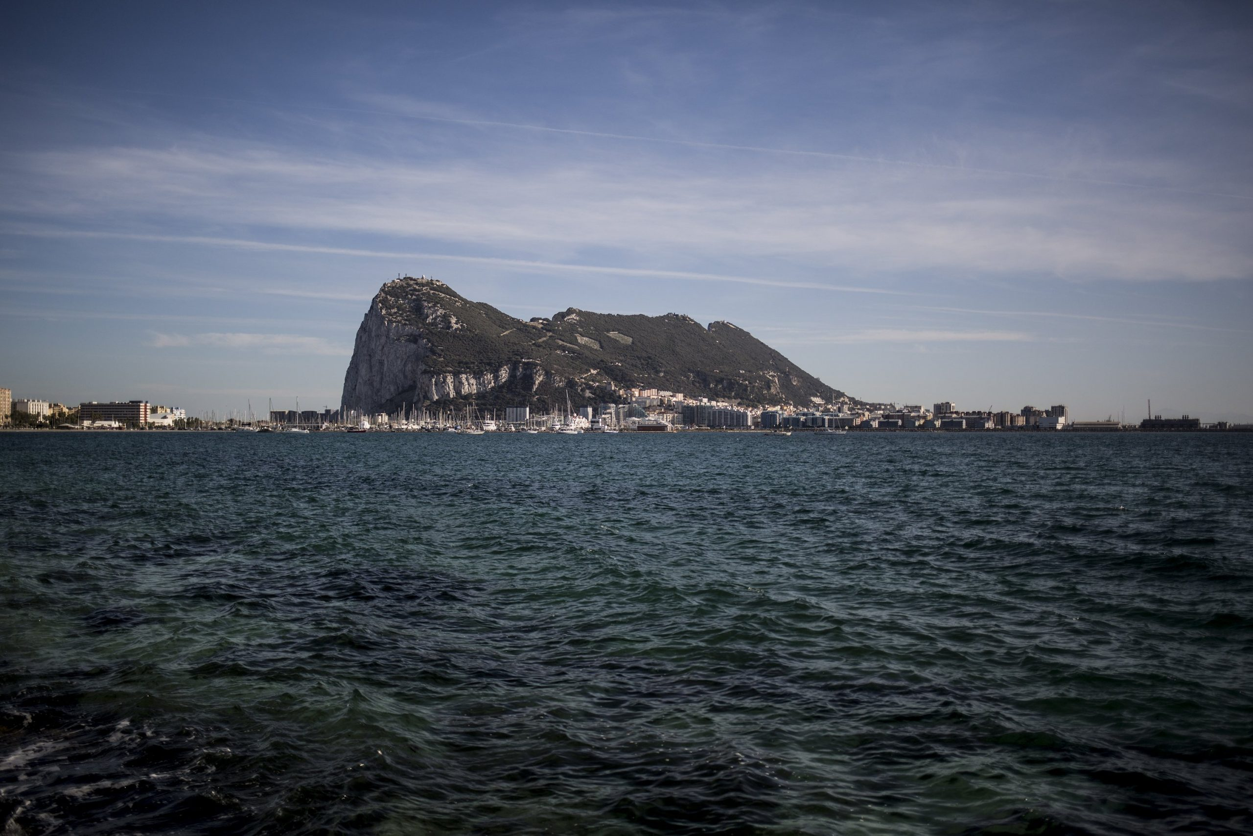 Gibraltar's borders with Spain are still in doubt after Brexit