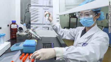 Chinese Sinopharm says its coronavirus vaccine is 79% effective
