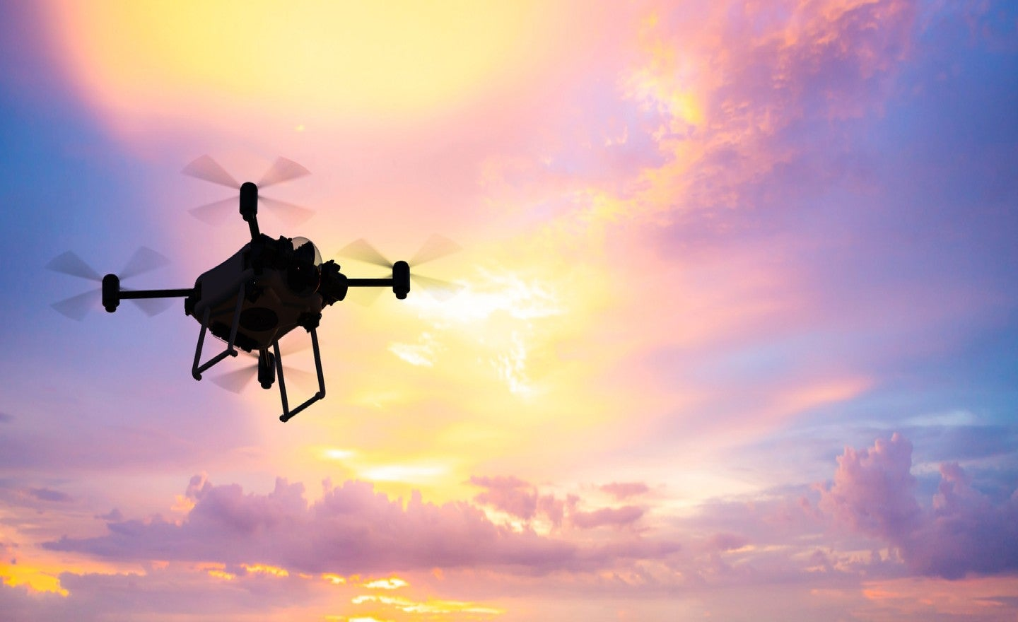 The FAA to allow small drones to fly at night, over people in a step toward wider deliveries
