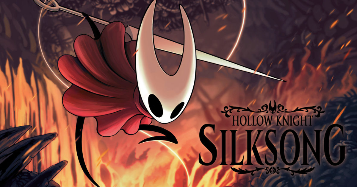 The Cherry team reveals more details about Hollow Knight: Silksong