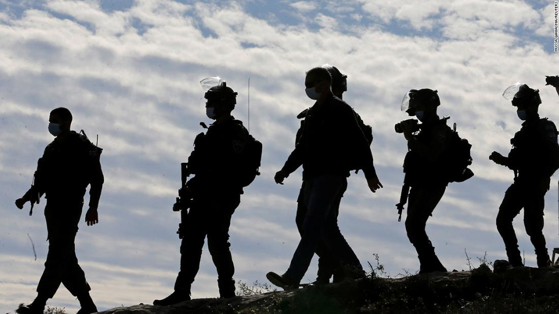 An Israeli soldier shoots and paralyzes a Palestinian in a dispute over an electricity generator