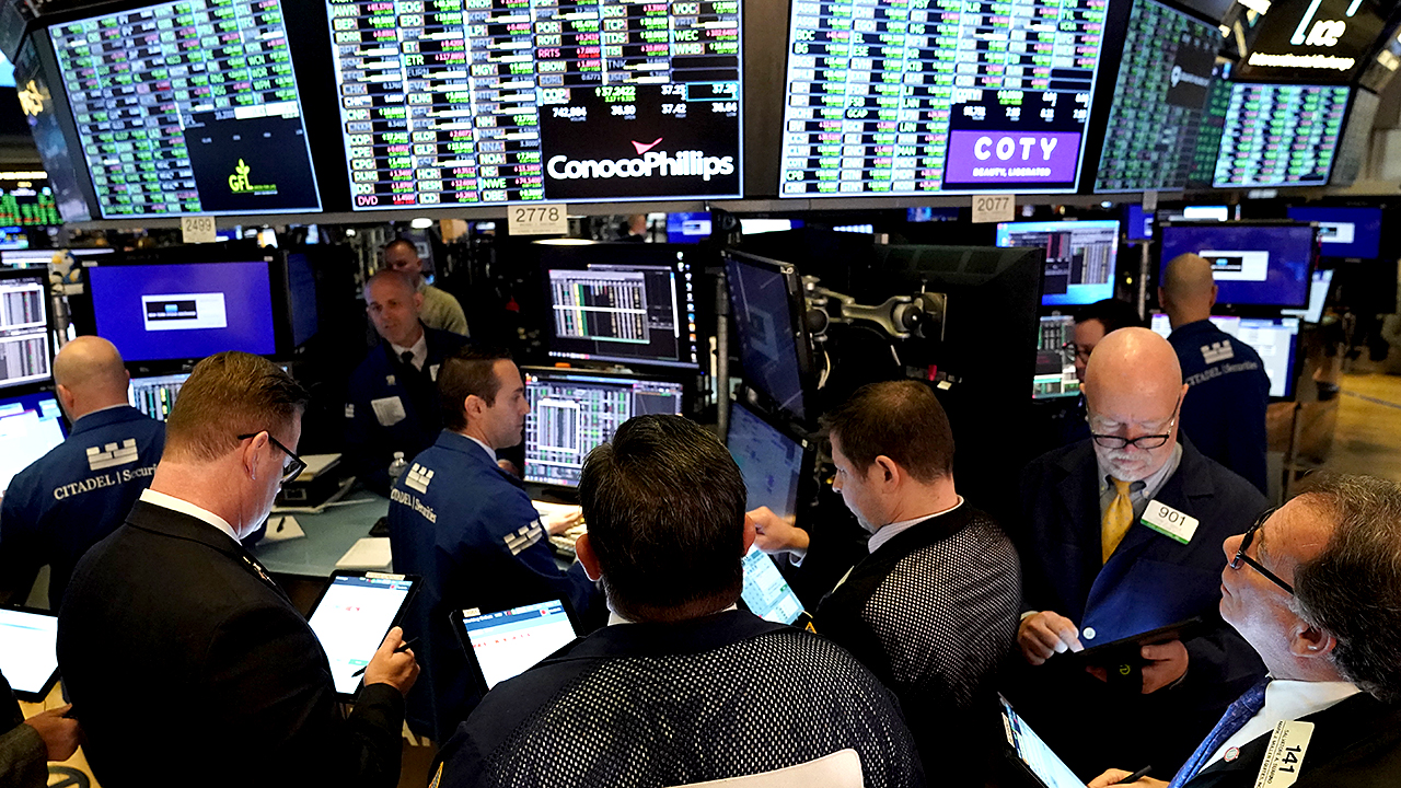 Stock futures trade higher before the first opening bell of 2021