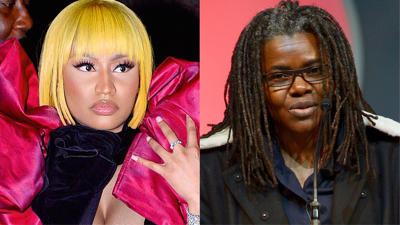 Nicki Minaj settles a copyright lawsuit, and will pay Tracy Chapman 450 grams
