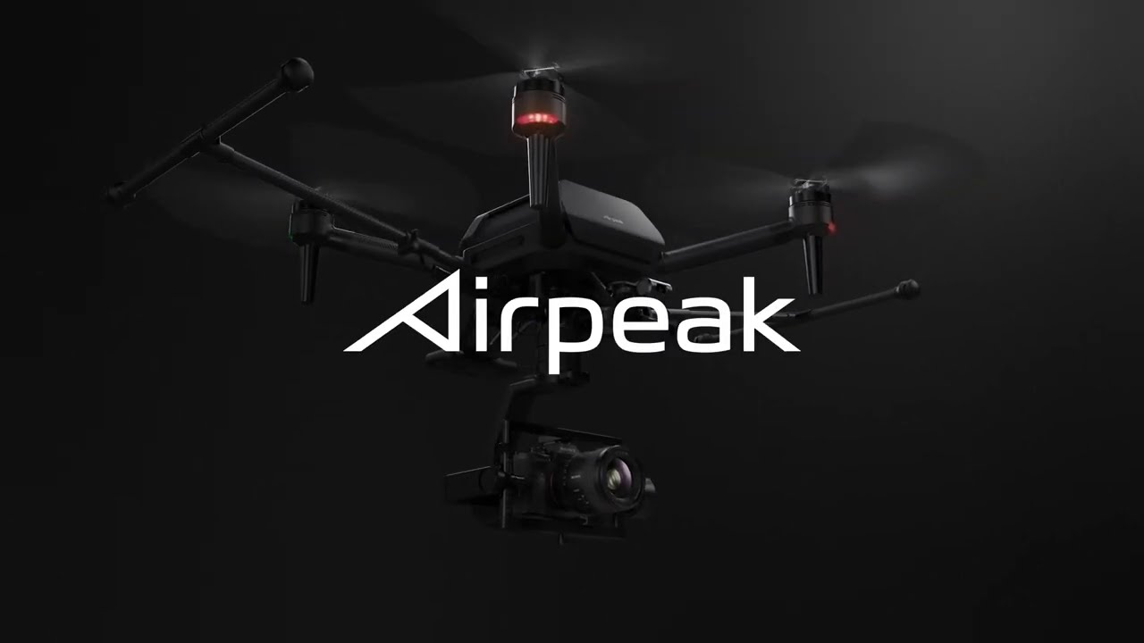 Sony reveals design and release schedule for Airpeak drone