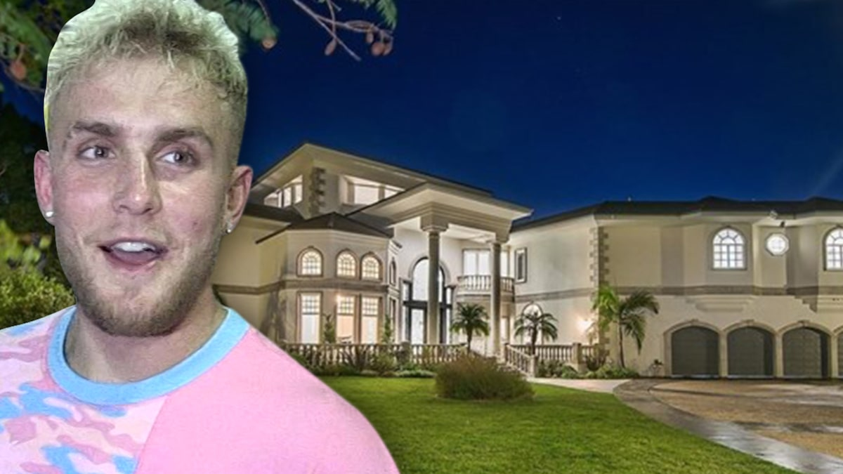 Jake Paul listed Calabasas mansion for $ 7 million