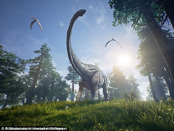 Sauropods were the first successful group of herbivorous dinosaurs, as they dominated most terrestrial ecosystems for more than 140 million years, from the late Triassic to the late Cretaceous.