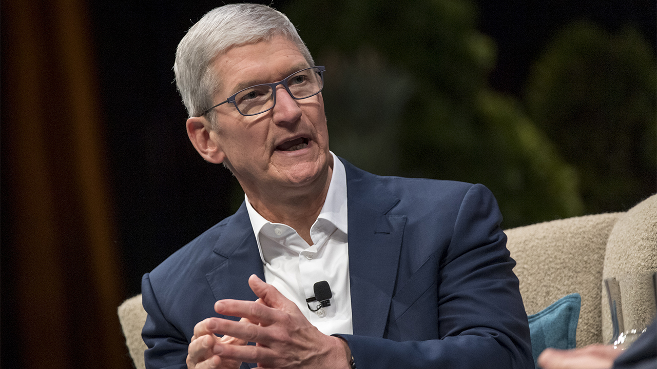 Apple CEO Tim Cook's pay jumped in 2020 as remote work boosted profits