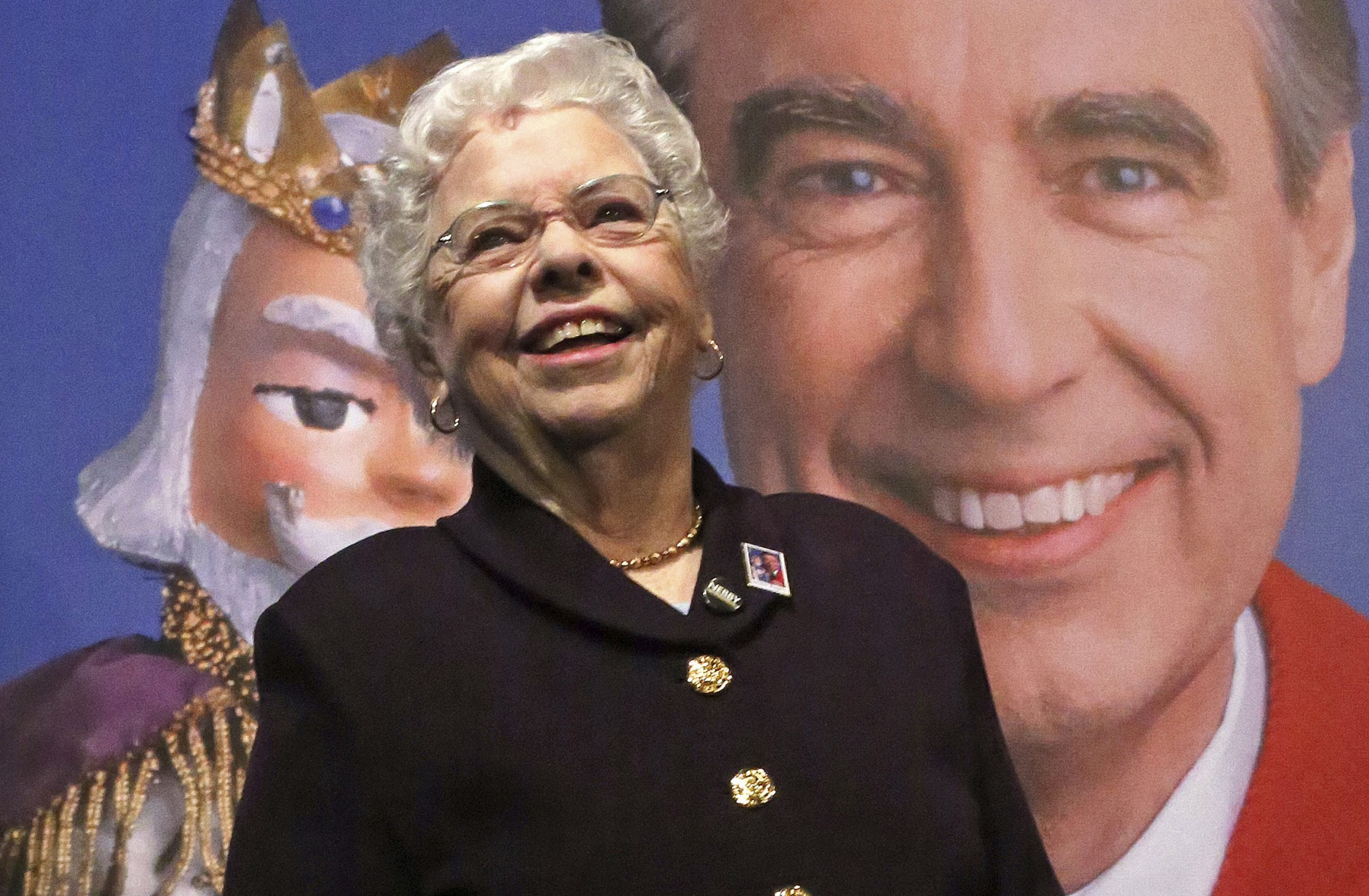 Joan Rogers, widow of the famous Mister Rogers, has died at the age of 92