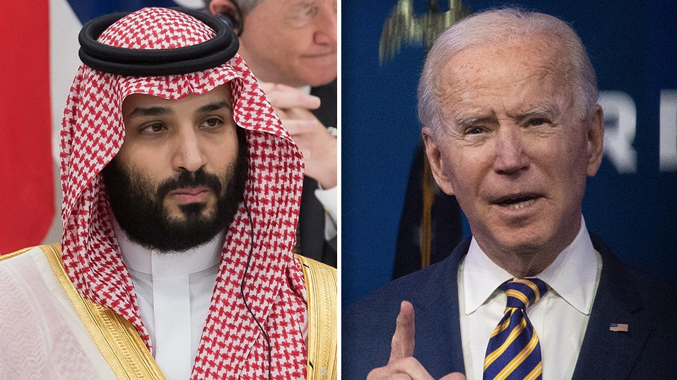 Saudi Arabia is preparing for Joe Biden