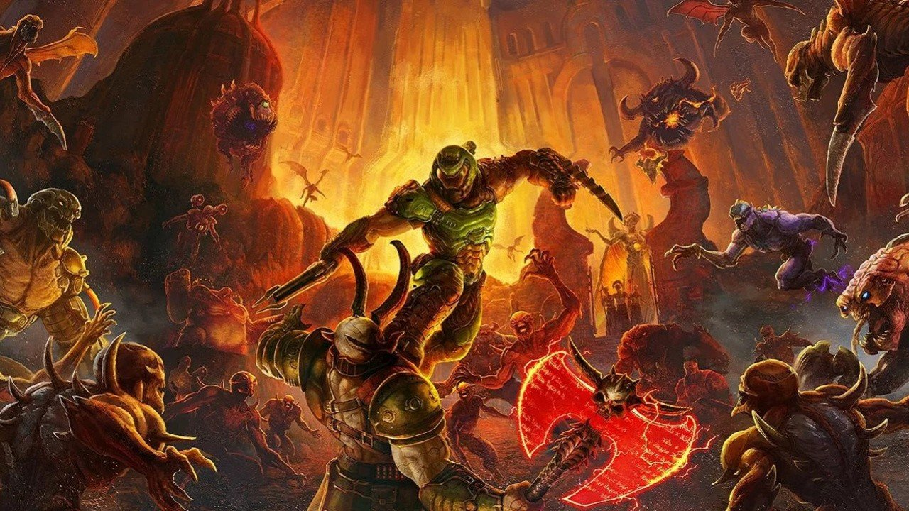 Video: Technical Analysis of DOOM Eternal On Switch Digital Foundry